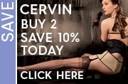 Buy 2 save 10% off Cervin
