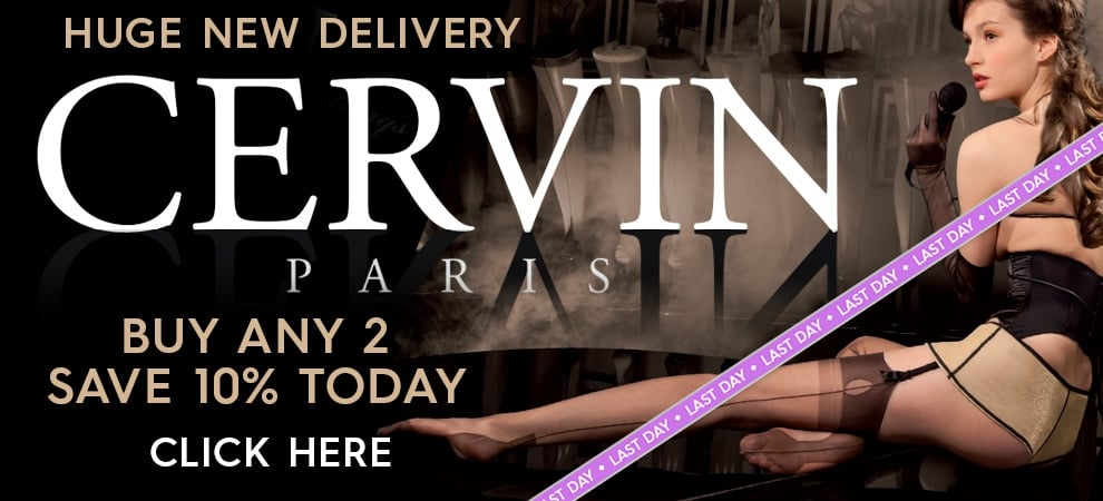 Buy 2 save 10% off Cervin today