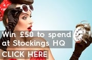 Win £50 to spend at Stockings HQ