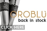 Oroblu now back in stock