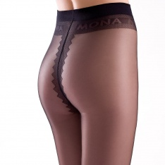 Mona Dalia 20 sheer to waist tights