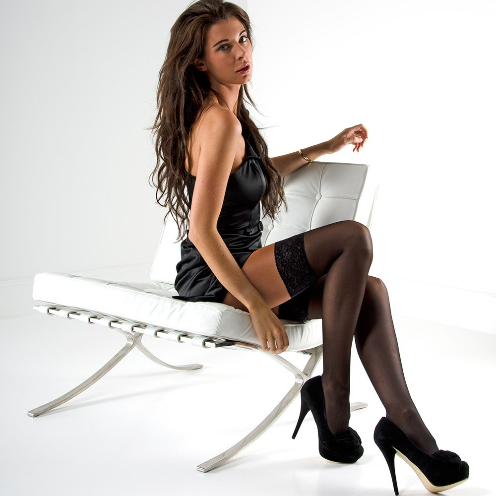 Nylonica Linea Classica Gloss 20 tights at Stockings HQ