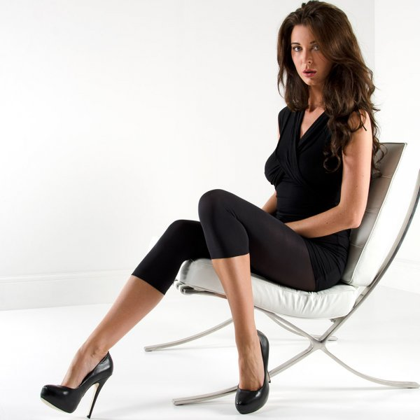 Nylonica Linea Classica Opaque 70 footless tights at