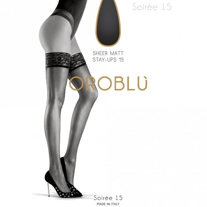 Oroblu Bas Soiree 15 sheer hold-ups