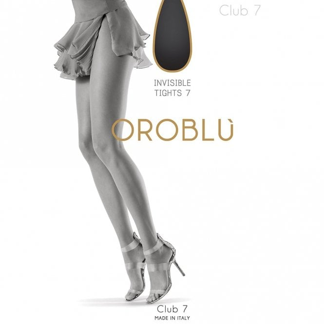 Oroblu Club 7 ultra-sheer to waist tights