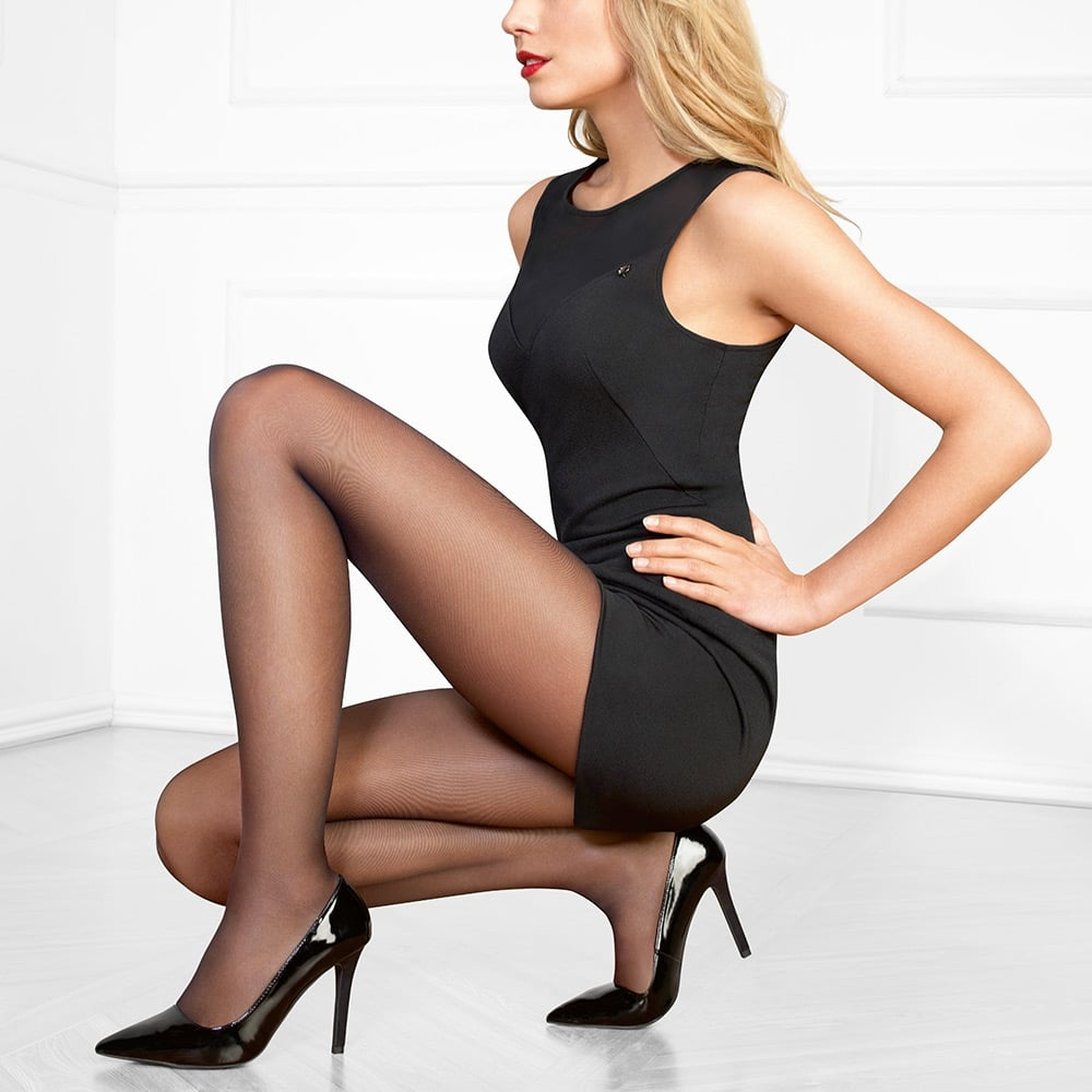 Le Bourget Perfect Chic 20 luxury tights at Strumpfhosen