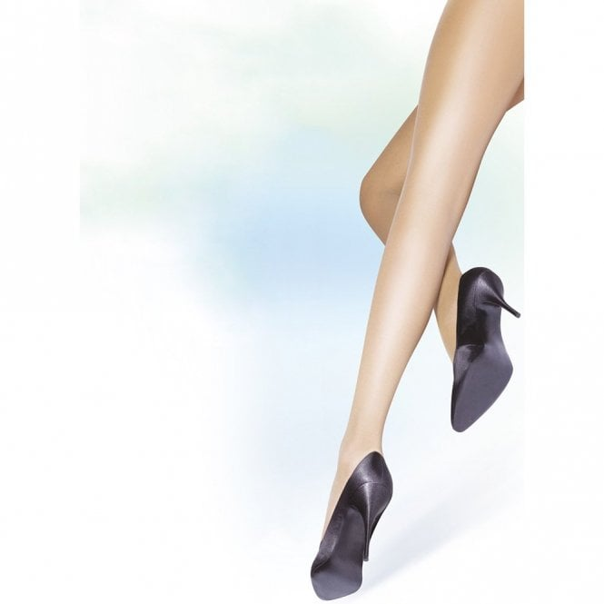 Pretty Polly Classic Pretty Cool traditional tights with open gusset