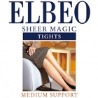 Sheer Magic factor 8 medium support tights