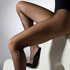 2001 Fine fishnet tights