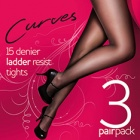 Curves Superfit ladder resist tights