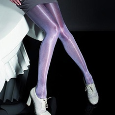 Raula satin gloss tights