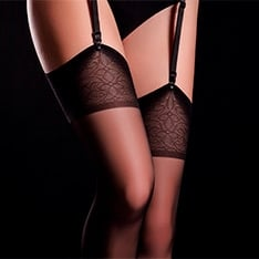 Secret 20 model 1 stockings