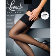 Levante sheer seamless hold-ups with smooth top