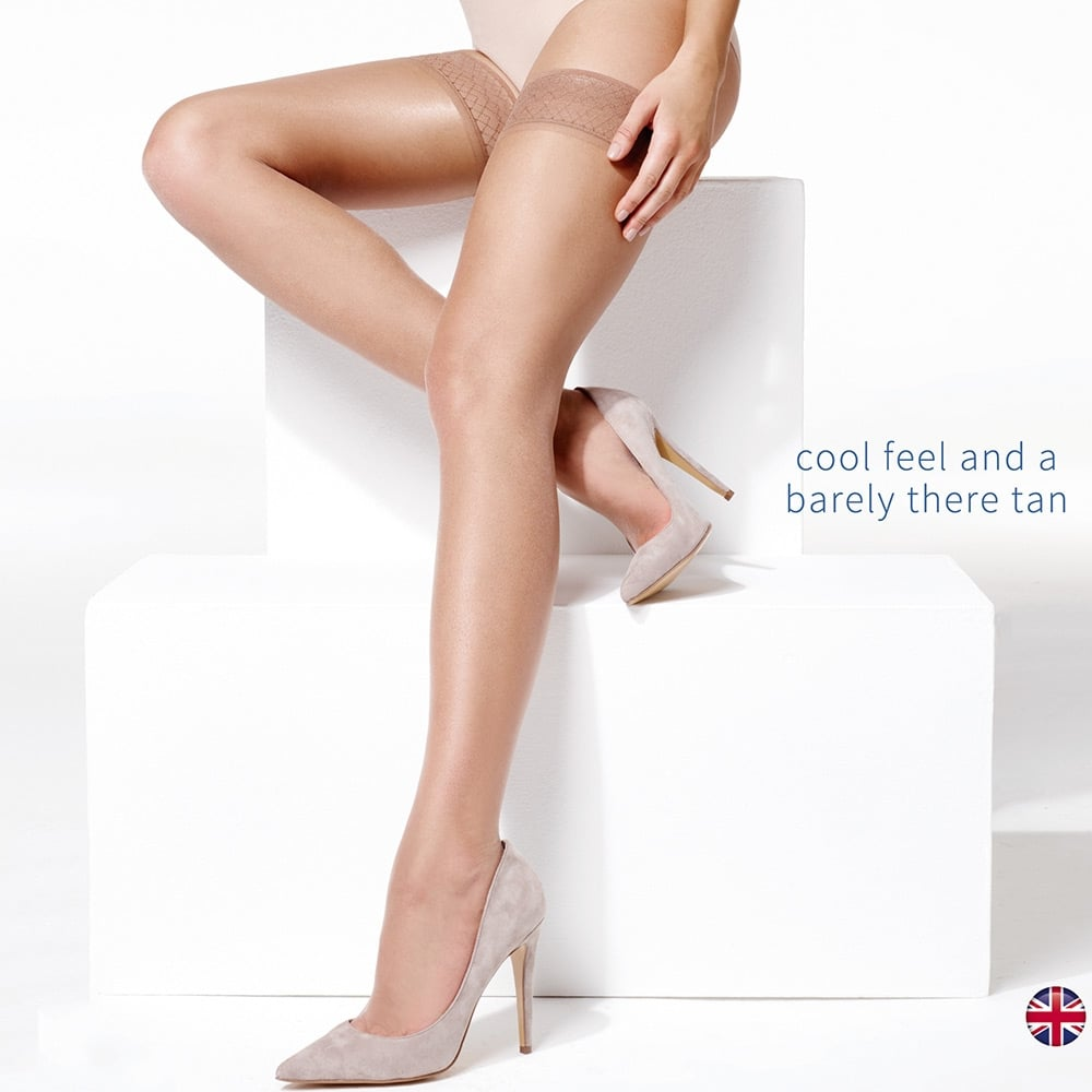 0ddcc06c6 Charnos Simply Bare ultra sheer hold-ups at Stockings HQ  Charnos Shop