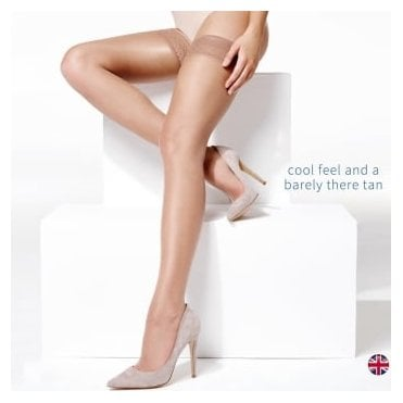 Charnos Simply Bare ultra-sheer hold-ups