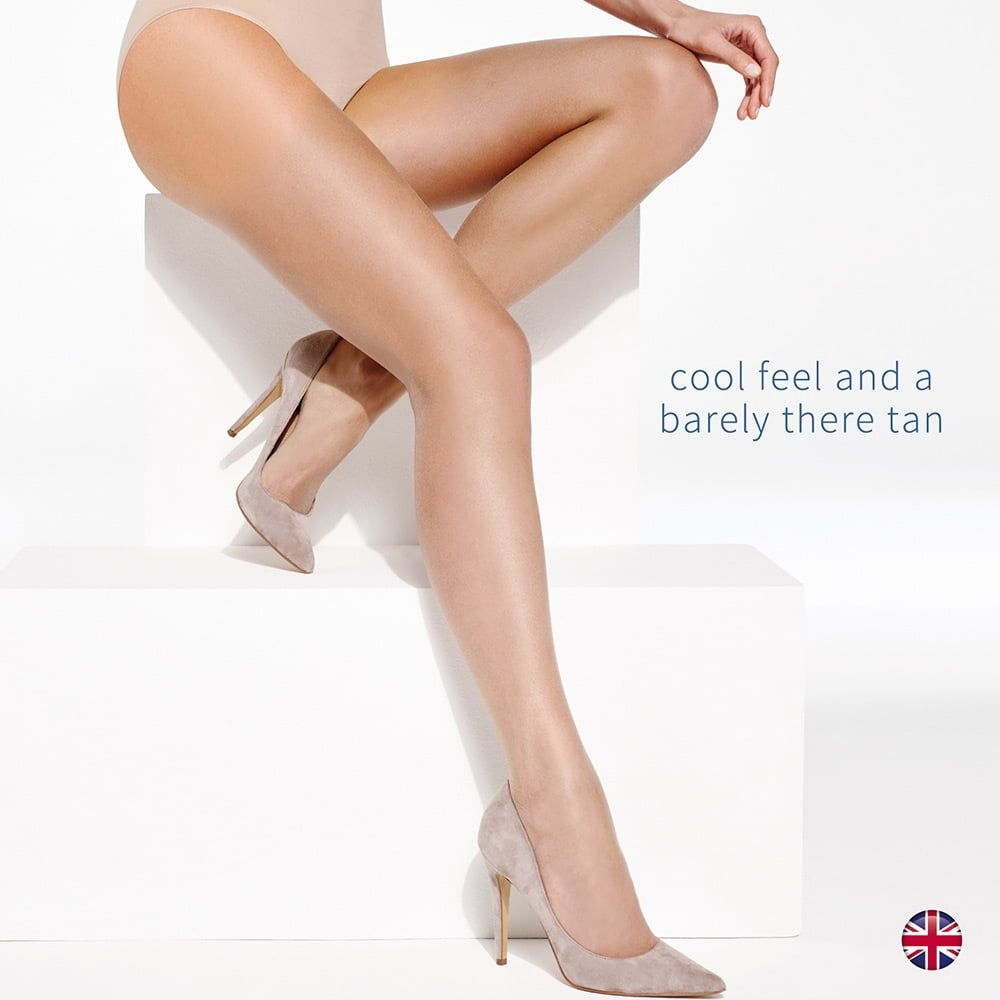 Charnos Simply Bare ultra sheer tights