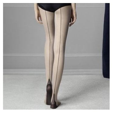 Fiore Sin backseam tights