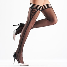 Temptation side seam hold-ups