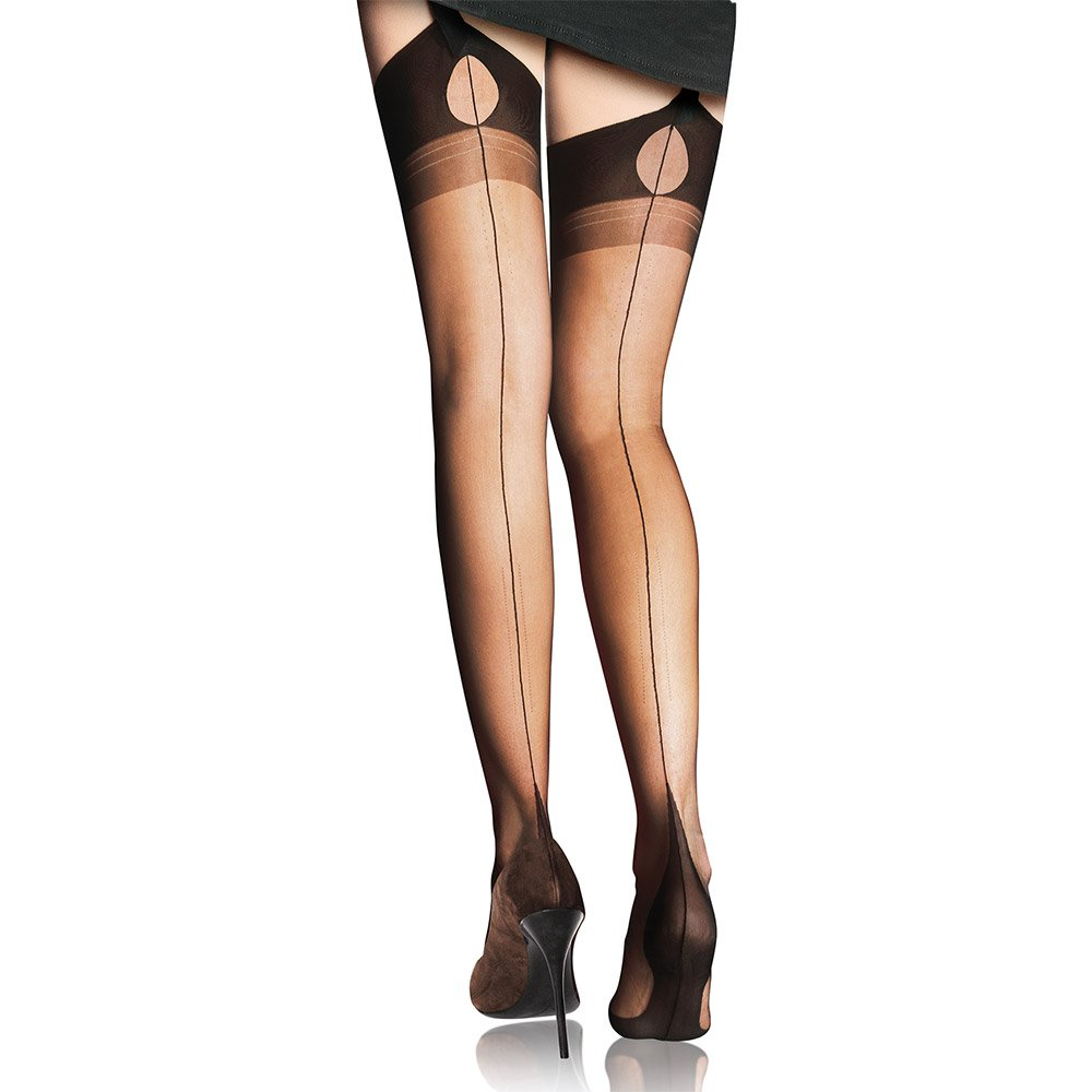 Cervin Tentation fully fashioned stockings