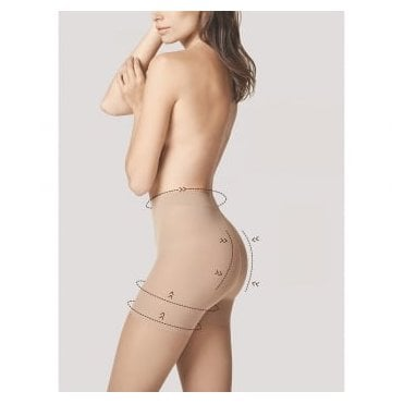 Fiore Total Slim 20 tummy, bottom, hip and thigh shaper tights