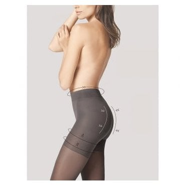 Fiore Total Slim 40 tummy, bottom, hip and thigh shaper tights