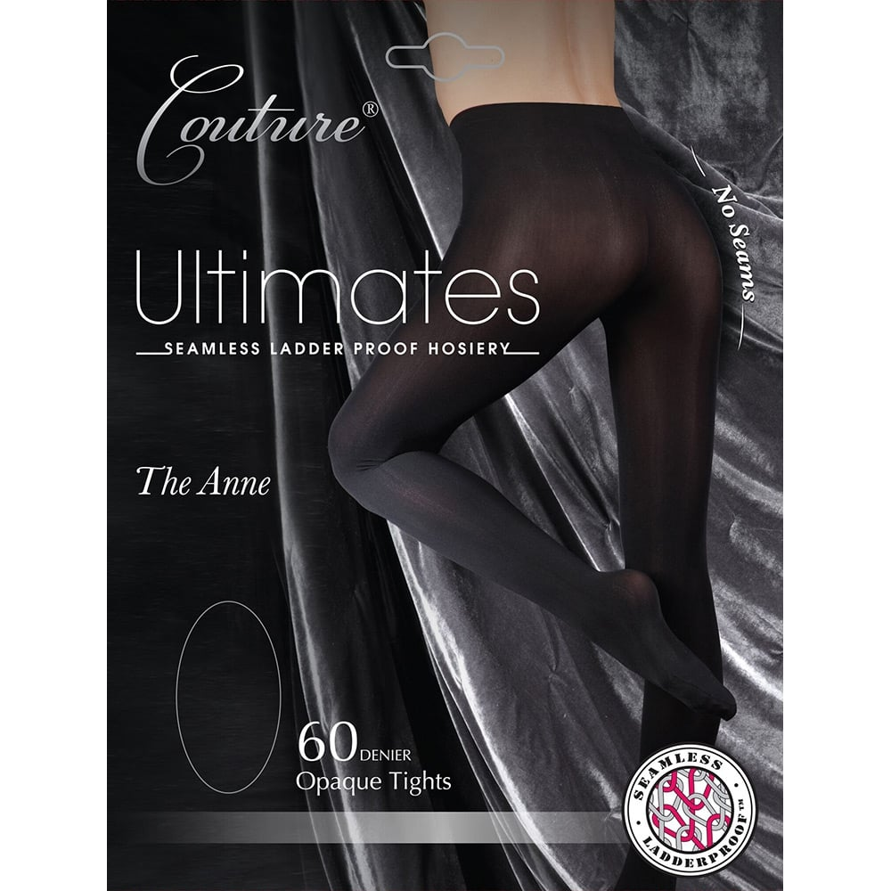 Couture Ultimates Anne seamless ladder-proof tights