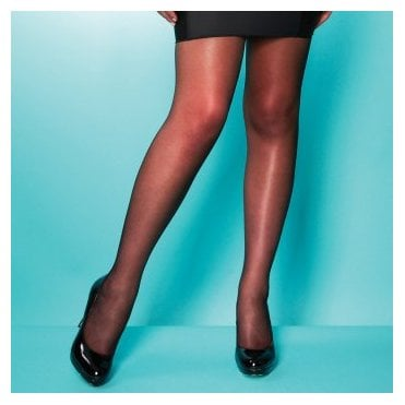 Charnos XeLence 15 denier PLUS SIZE sheer tights