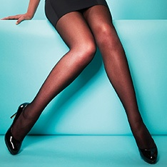 XeLence 30 denier PLUS SIZE semi-opaque tights